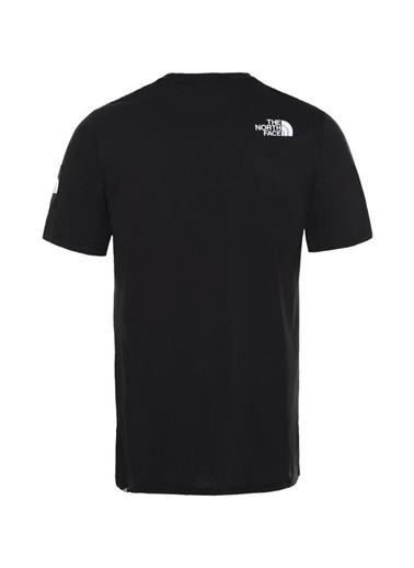 The North Face Fine Alp 2 Erkek T-Shirt Siyah Siyah